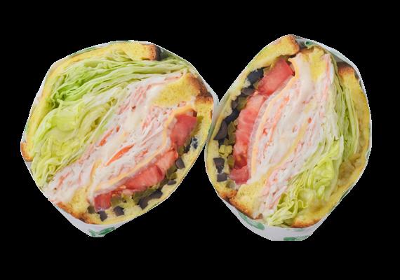 크래미마요 샌드위치